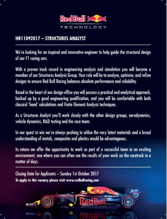 Red Bull Job