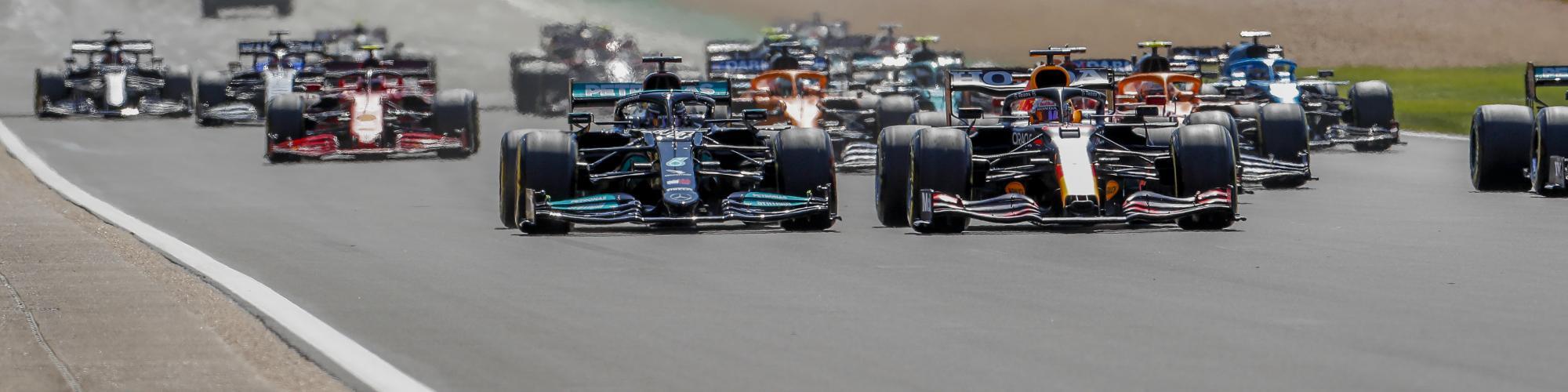Leading Formula One Team cover image