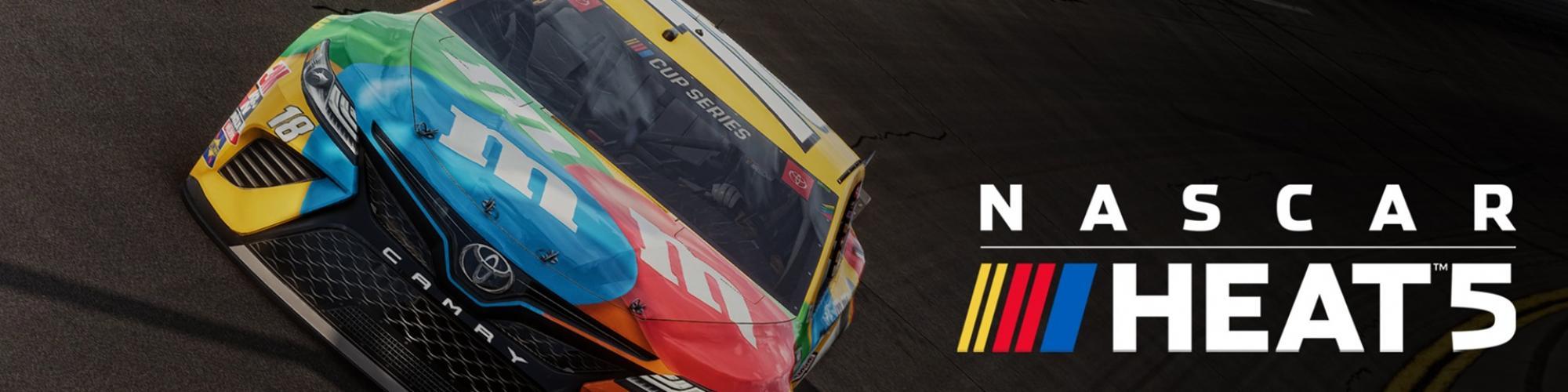Motorsport Games cover image