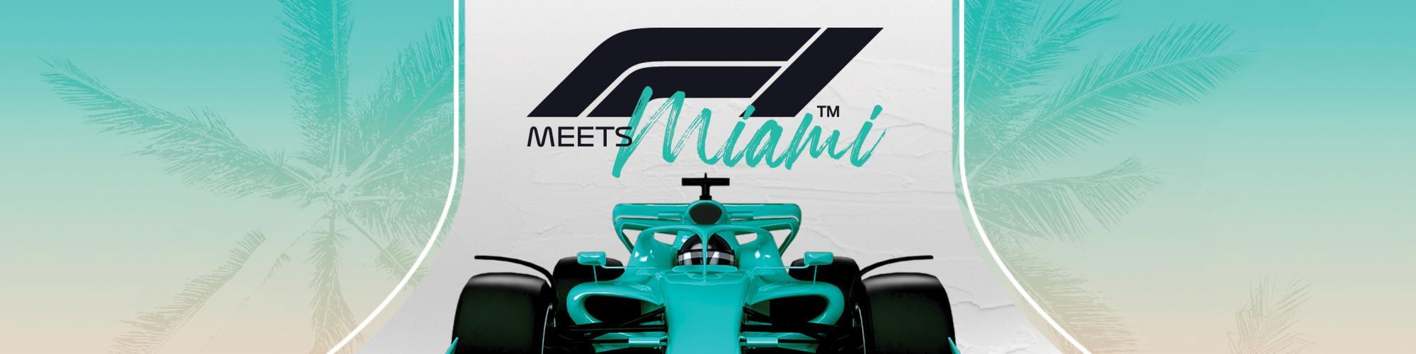 South Florida Motorsports promoter of Formula 1 Miami Grand Prix