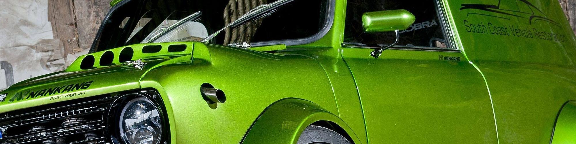 South Coast Vehicle Restorations