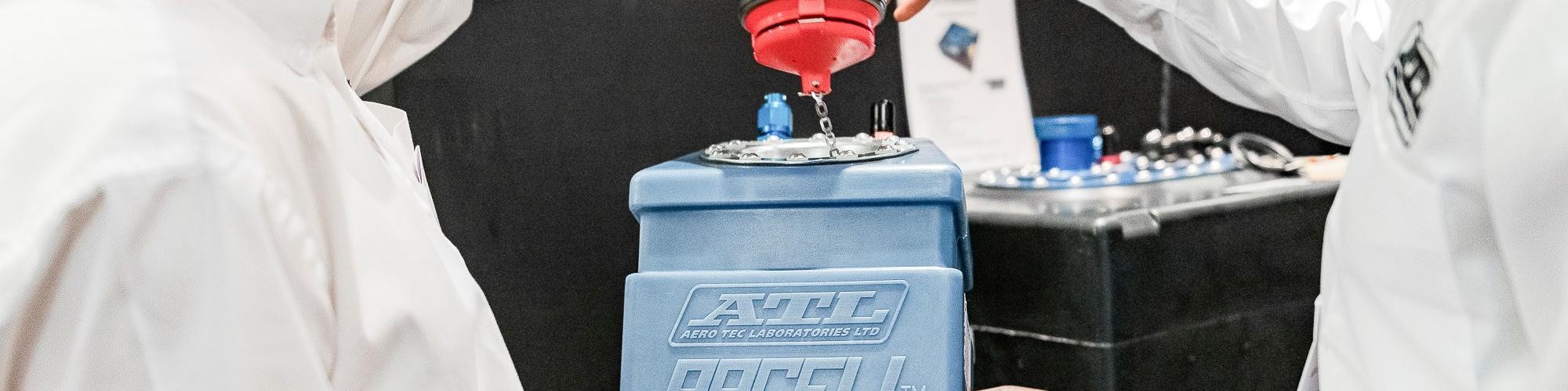 Aero Tec Laboratories LTD  cover image