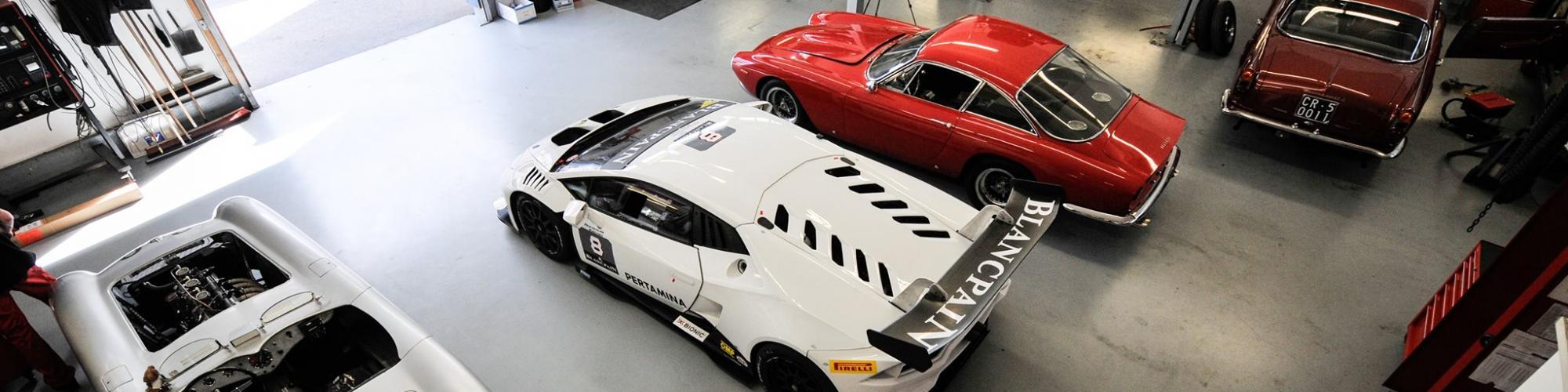 Tom Fischer Classic & Race Car Service