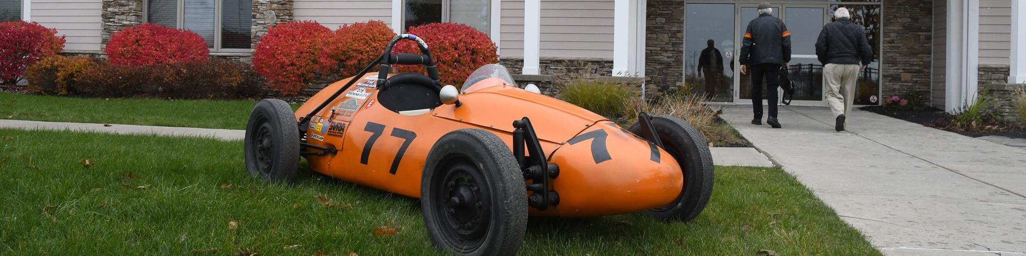 International Motor Racing Research Center cover image