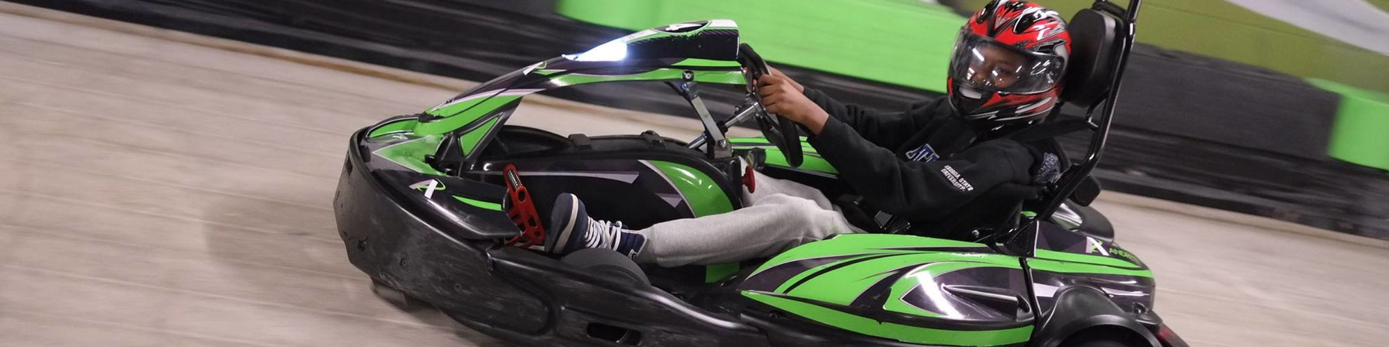 Andretti Indoor Karting & Games cover image