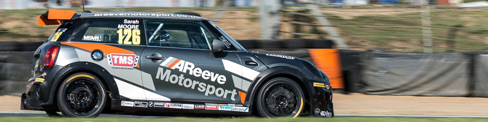 AReeve Motorsport  cover image