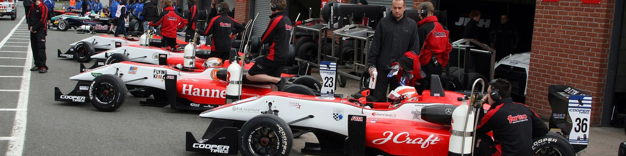 Fortec Motorsports Ltd