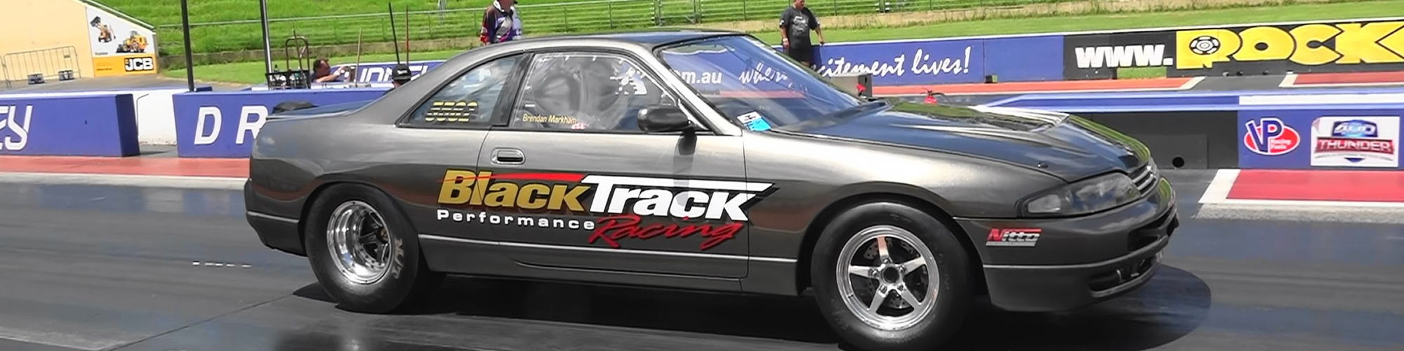 BlackTrack Performance cover image