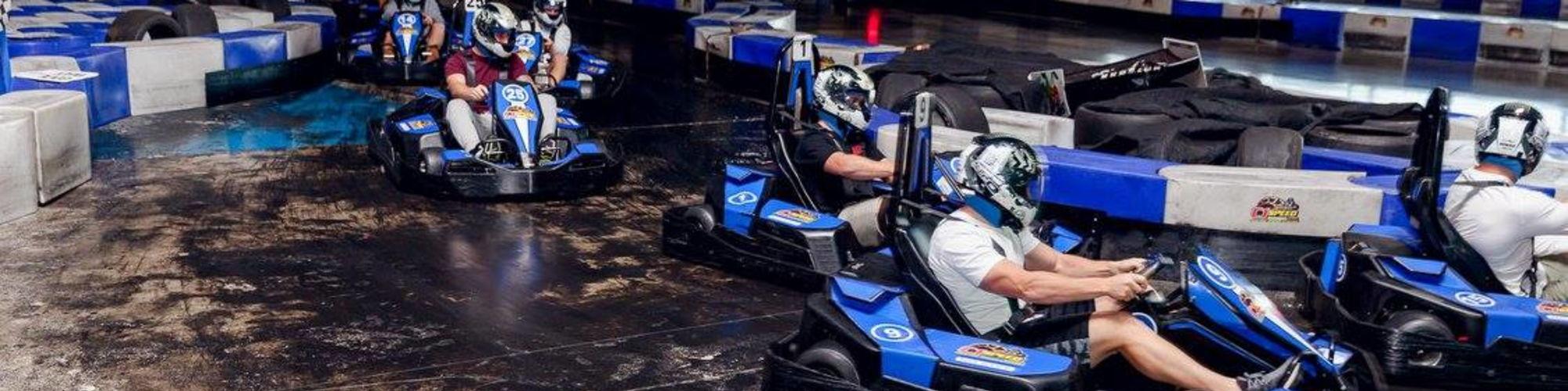 C1 Speed Indoor Karting  cover image