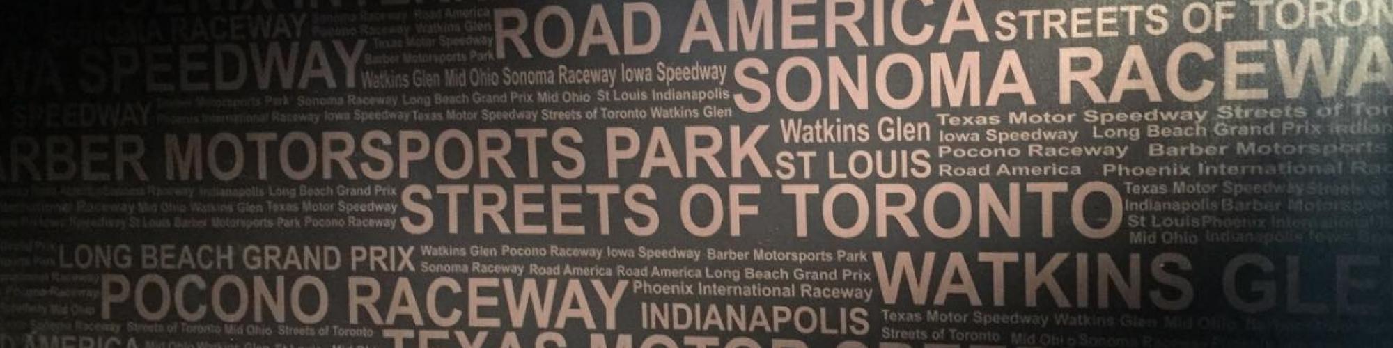 Rahal Letterman Lanigan Racing cover image