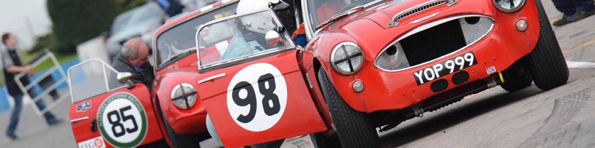 Denis Welch Motorsport  cover image