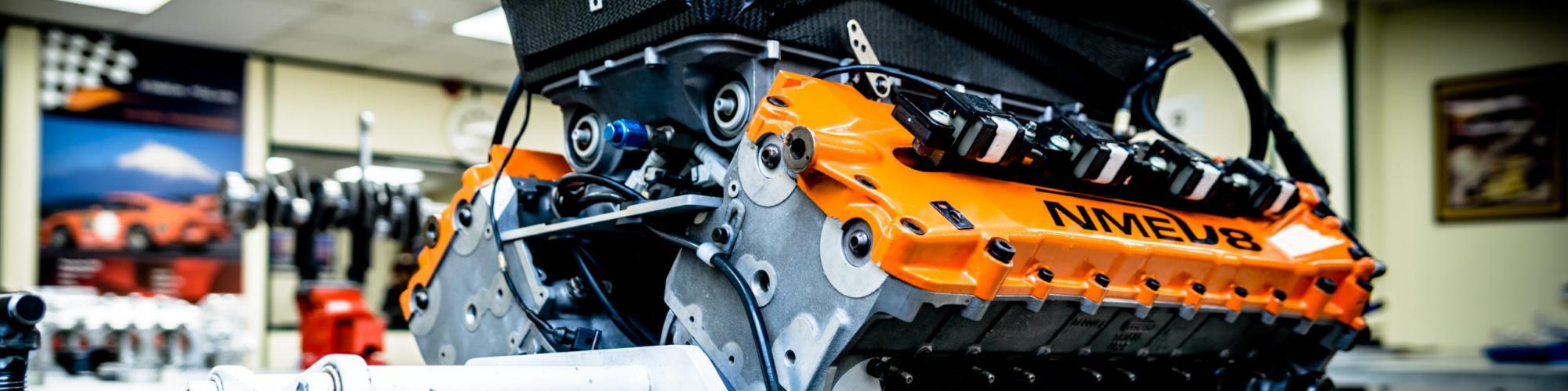 Nicholson McLaren Engines