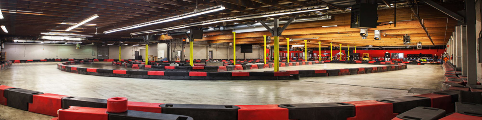 Fast Track Indoor Karting cover image