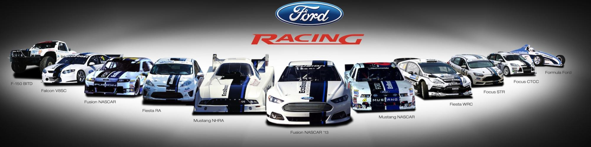 Ford Motor Company cover image