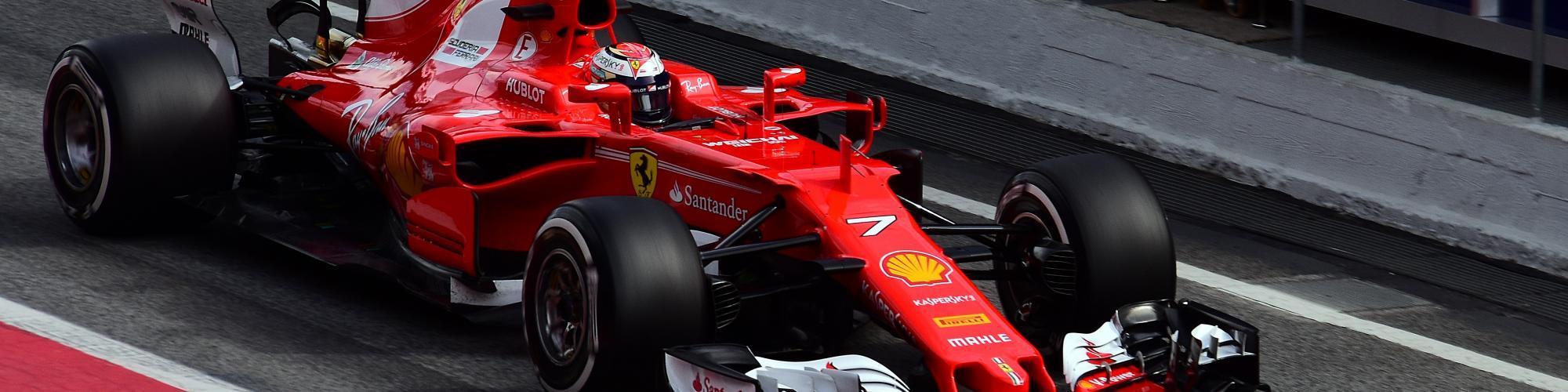 Ferrari cover image