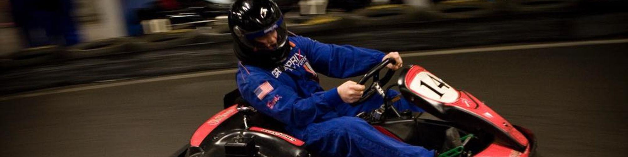 Grand Prix New York Racing cover image