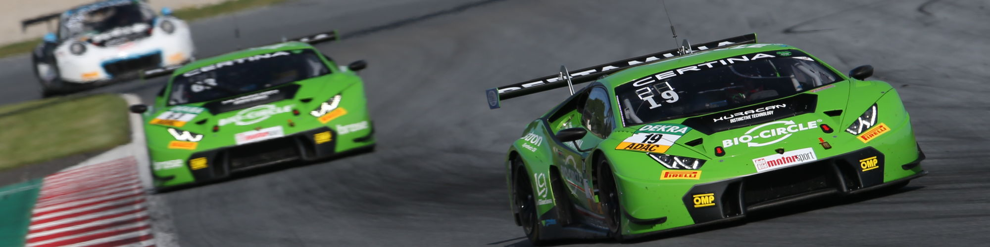 Grasser Racing Team cover image