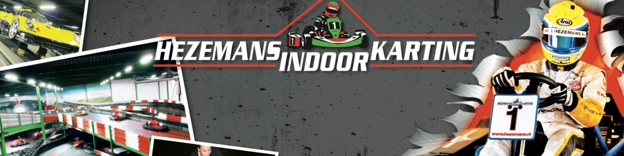 Hezemans Indoor Karting cover image