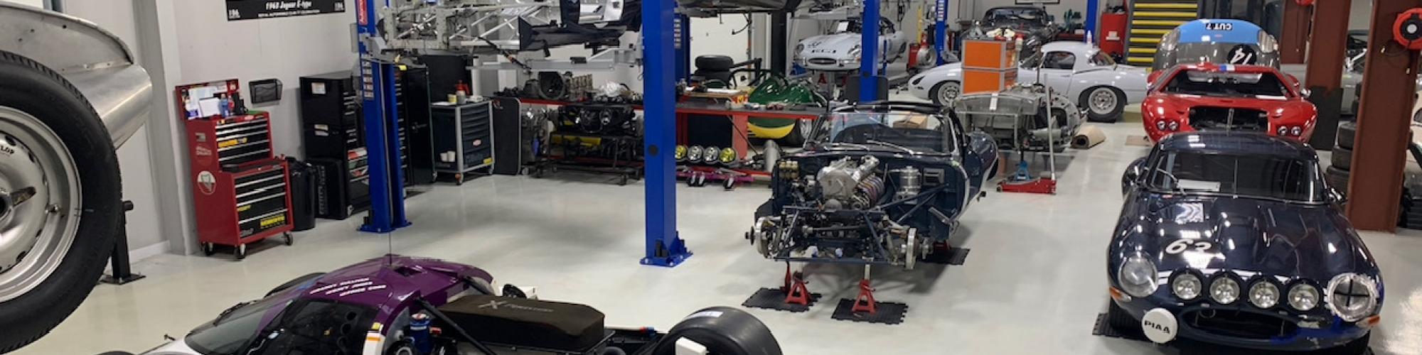 Valley Motorsport Ltd