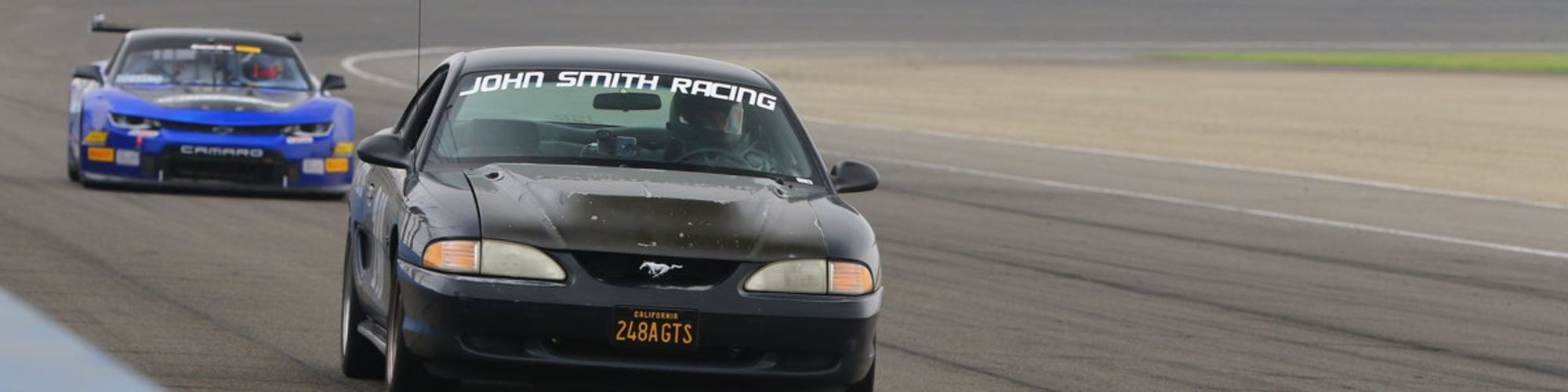 John Smith Racing cover image