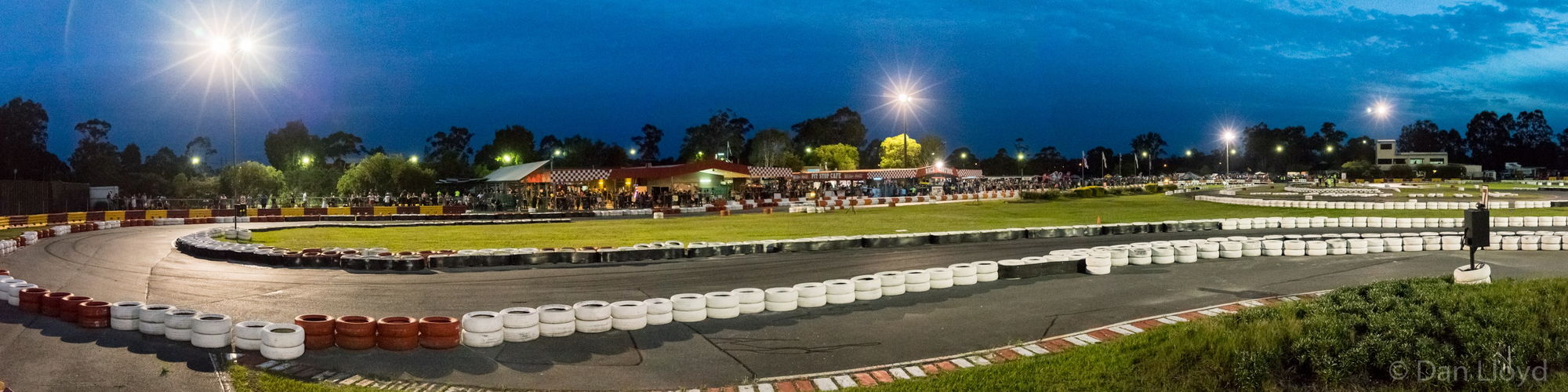 Kingston Park Raceway cover image