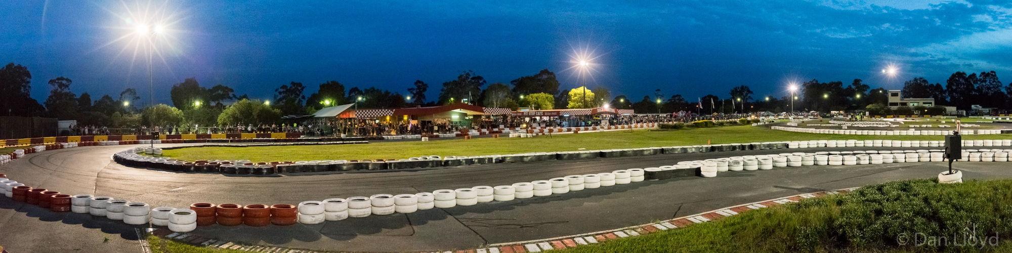 Kingston Park Raceway cover image