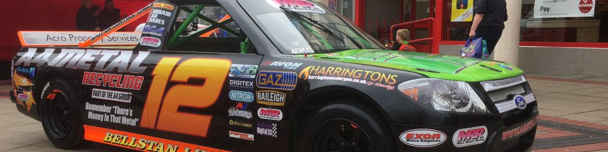 Matt Roach Racing LTD  cover image