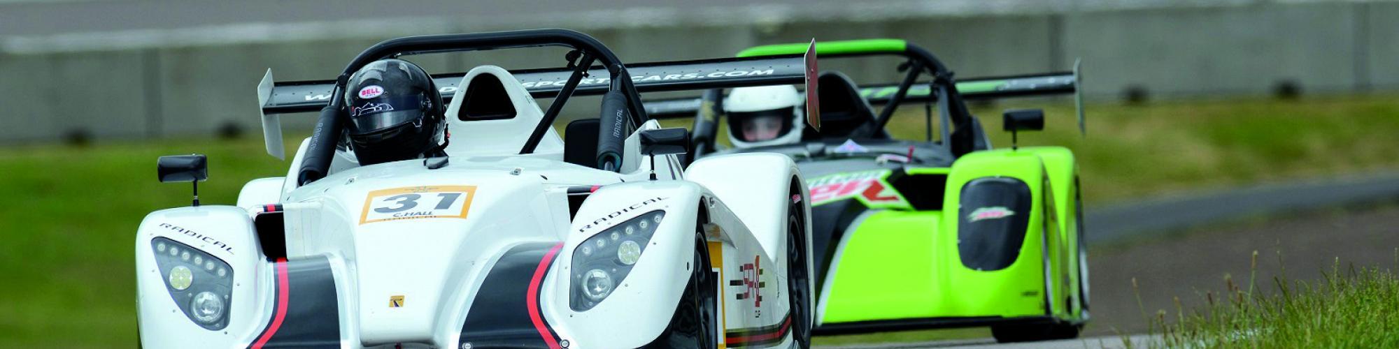Radical Sportscars cover image