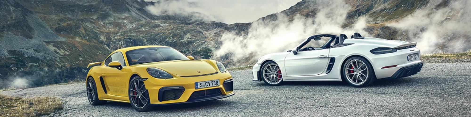 Porsche Club of America cover image