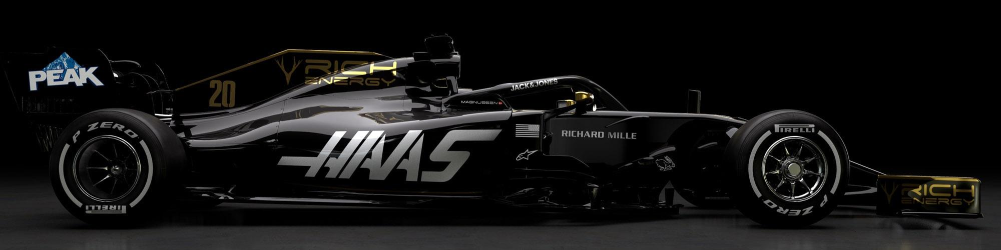 Haas F1 Team  cover image