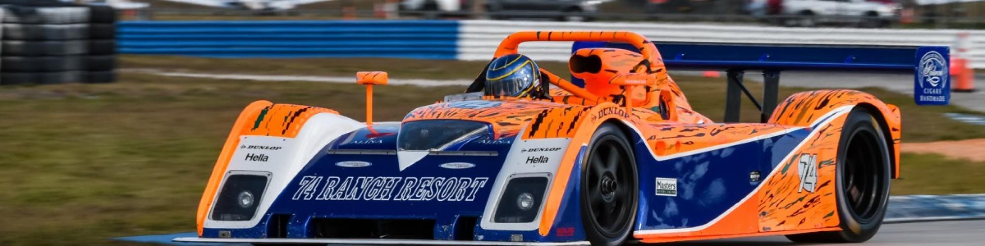 Greensall Motorsport Ltd