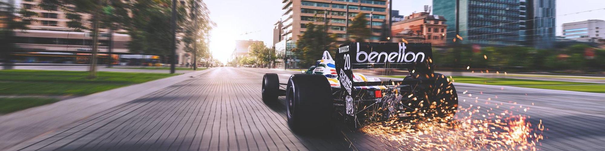 Sporting Car Club of South Australia cover image