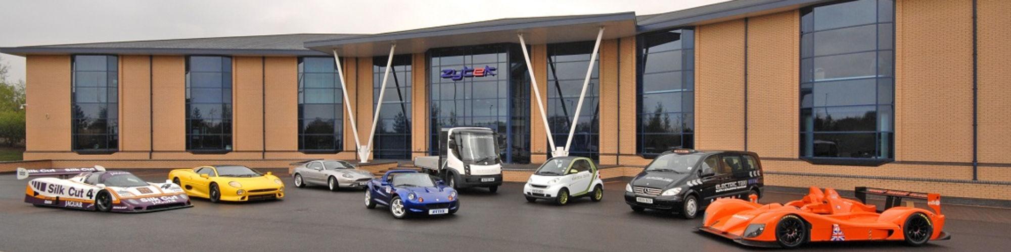 Zytek Automotive Ltd. cover image