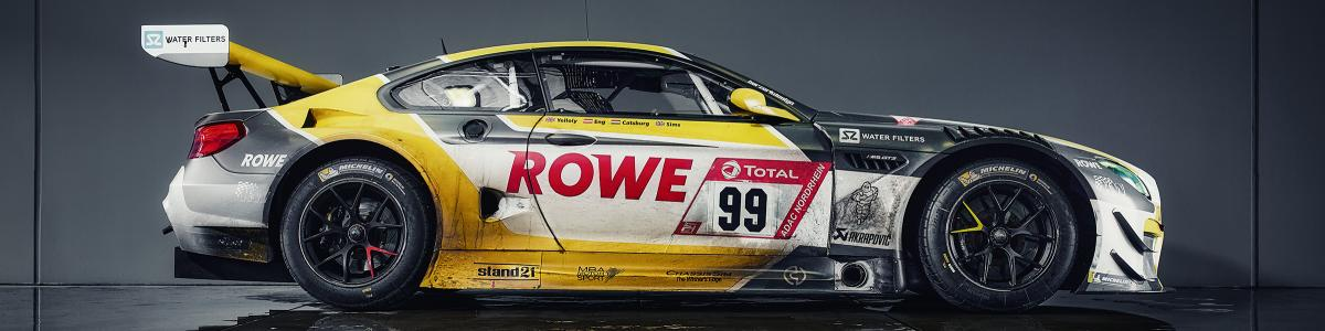 ROWE RACING  cover image