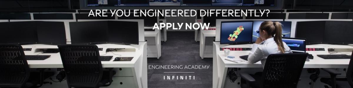 Infiniti  cover image