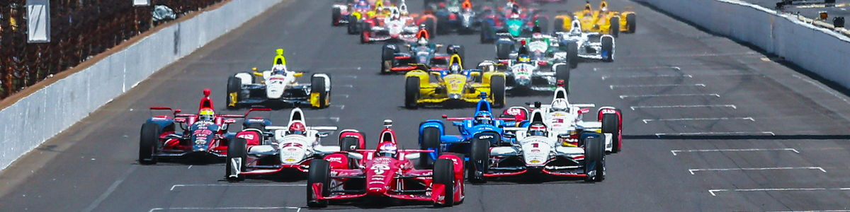 Indianapolis Motor Speedway cover image