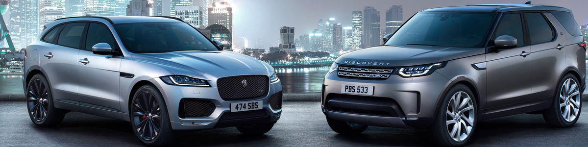Jaguar Land Rover cover image