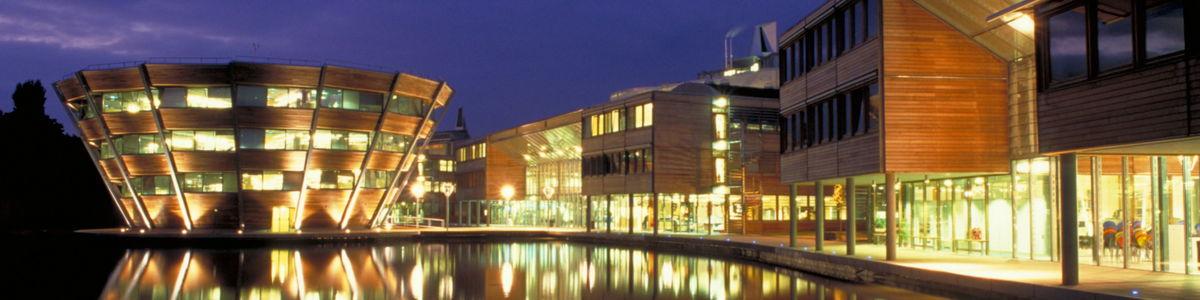 University of Nottingham cover image