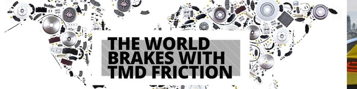 TMD Friction cover image