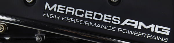 Mercedes AMG High Performance Powertrains cover image