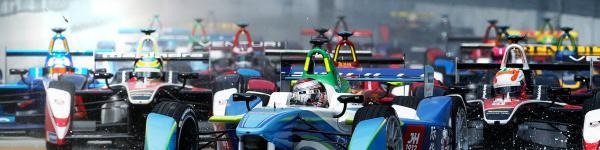 FIA Formula E Championship cover image