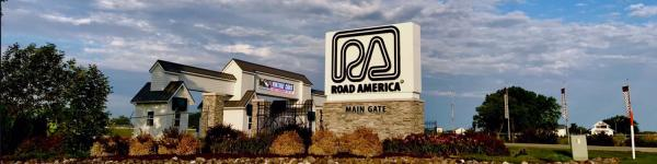 Road America cover image