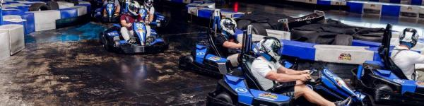 C1 Speed Indoor Karting  cover image