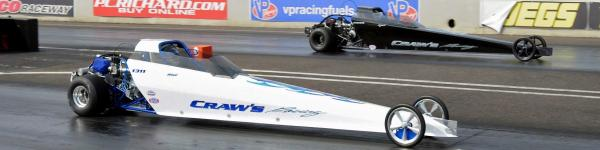 Craw's Racing cover image