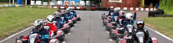 Grand Prix Karting cover image