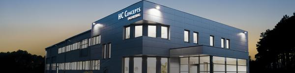 HC-Concepts Engineering GmbH cover image