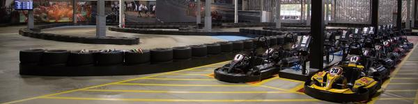 JD Racing Indoor Karting  cover image