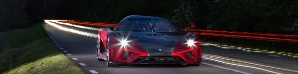 Koenigsegg Automotive AB cover image