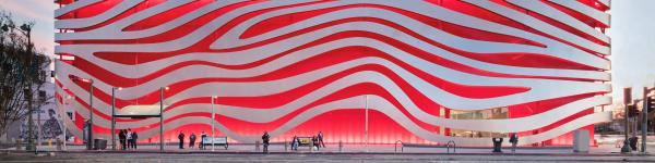 Petersen Automotive Museum cover image
