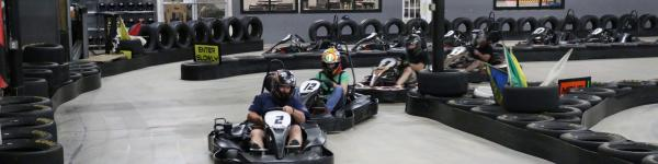 Pioneer Valley Indoor Karting  cover image